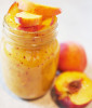 Endless Summer Peachy Hemp Smoothie